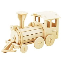 Hands Craft 3D Wooden Puzzle - Locomotive