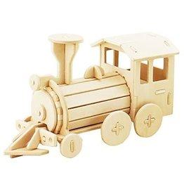 Hands Craft 3D Wooden Puzzle - Locomotive