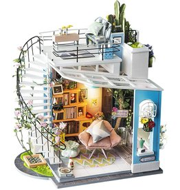 Hands Craft Dora's Loft DIY Miniature