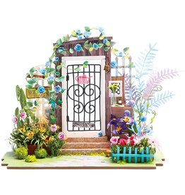 Hands Craft Garden Entrance DIY Miniature