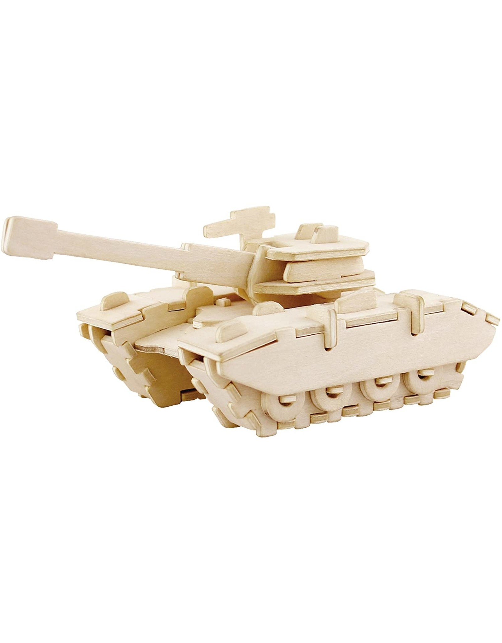 Hands Craft 3D Wooden Puzzle - Tank