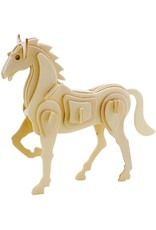 Hands Craft 3D Wooden Puzzle - Horse