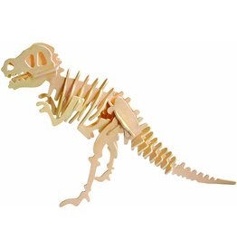Hands Craft 3D Wooden Puzzle - T-Rex