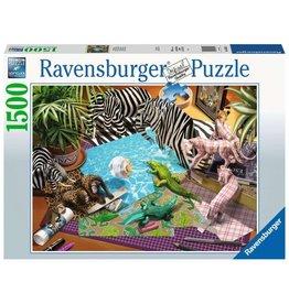 Ravensburger Origami Adventure - 1500 Piece Puzzle