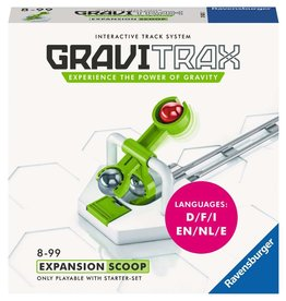 Ravensburger GraviTrax - Scoop Expansion Set