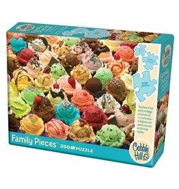 Cobble Hill More Ice Cream - 350 Piece Puzzle