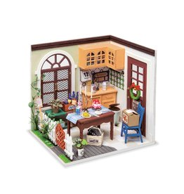Hands Craft Charlie's Dining Room DIY Miniature
