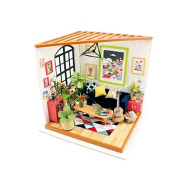 Hands Craft Locus's Sitting Room DIY Miniature