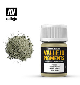 Vallejo 73.111 - Green Earth Pigment