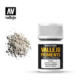 Vallejo 73.101 - Titanium White Pigment