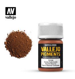 Vallejo 73.106 - Burnt Sienna Pigment