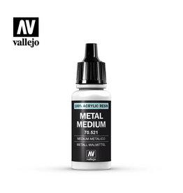 Vallejo 70.521 - Metallic Medium - 17ml