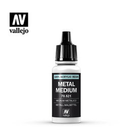 Vallejo 70.521 - Metallic Medium