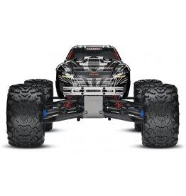 Traxxas 1/10 T-Maxx 3.3 Nitro 4x4 Nitro Monster Truck with TSM - Black