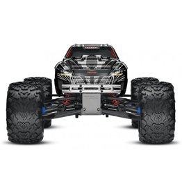 Traxxas 1/10 T-Maxx 3.3 Nitro 4x4 Nitro Monster Truck with TSM - Blue