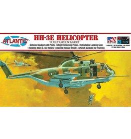 """Atlantis 1/72 HH-3E Helicopter """"Jolly Green Giant"""""""