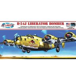 "Atlantis 1/92 B-24J Liberator Bomber ""Buffalo Bill"""