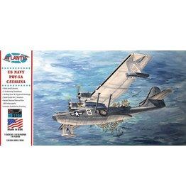 Atlantis 1/104 US Navy PBY-5A Catalina Seaplane