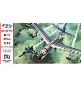 Atlantis 1/175 B52 Bomber & X15 Aircraft