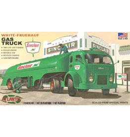 "Atlantis 1/48 White-Fruehuf Gas Truck ""Sinclair"""