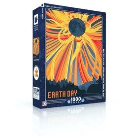 New York Puzzle Co Solar Eclipse - 1000 Piece Puzzle