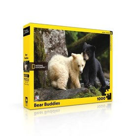 New York Puzzle Co Bear Buddies - 1000 Piece Puzzle