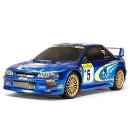 Tamiya 1/10 Subaru Impreza Monte-Carlo - TT-02 Chassis Kit