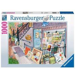 Ravensburger Art Gallery - 1000 Piece Puzzle
