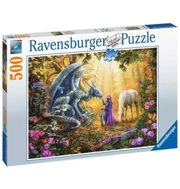 Ravensburger Dragon Whisperer - 500 Piece Puzzle