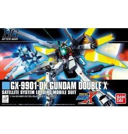 Bandai #163 Gundam Double X