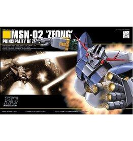 Bandai #22 MSN-02 Zeong