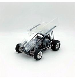 1RC 1RC1092 - 1/18 Sprint Car 3.0 RTR - Clear