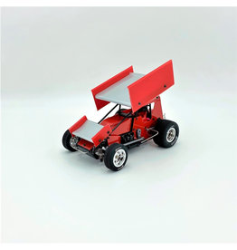 1RC 1RC1090 - 1/18 Sprint Car 3.0 RTR - Red