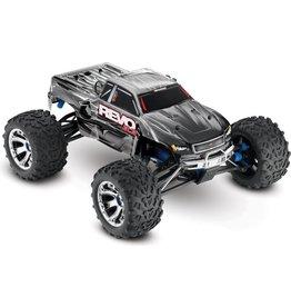 Traxxas 1/10 Revo 3.3 4WD Nitro Monster Truck - Silver