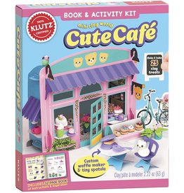 Klutz Mini Clay World- Cute Cafe