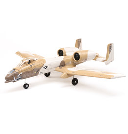 E-flite UMX A-10 Thunderbolt II 30mm EDF BNF Basic with AS3X and SAFE Select