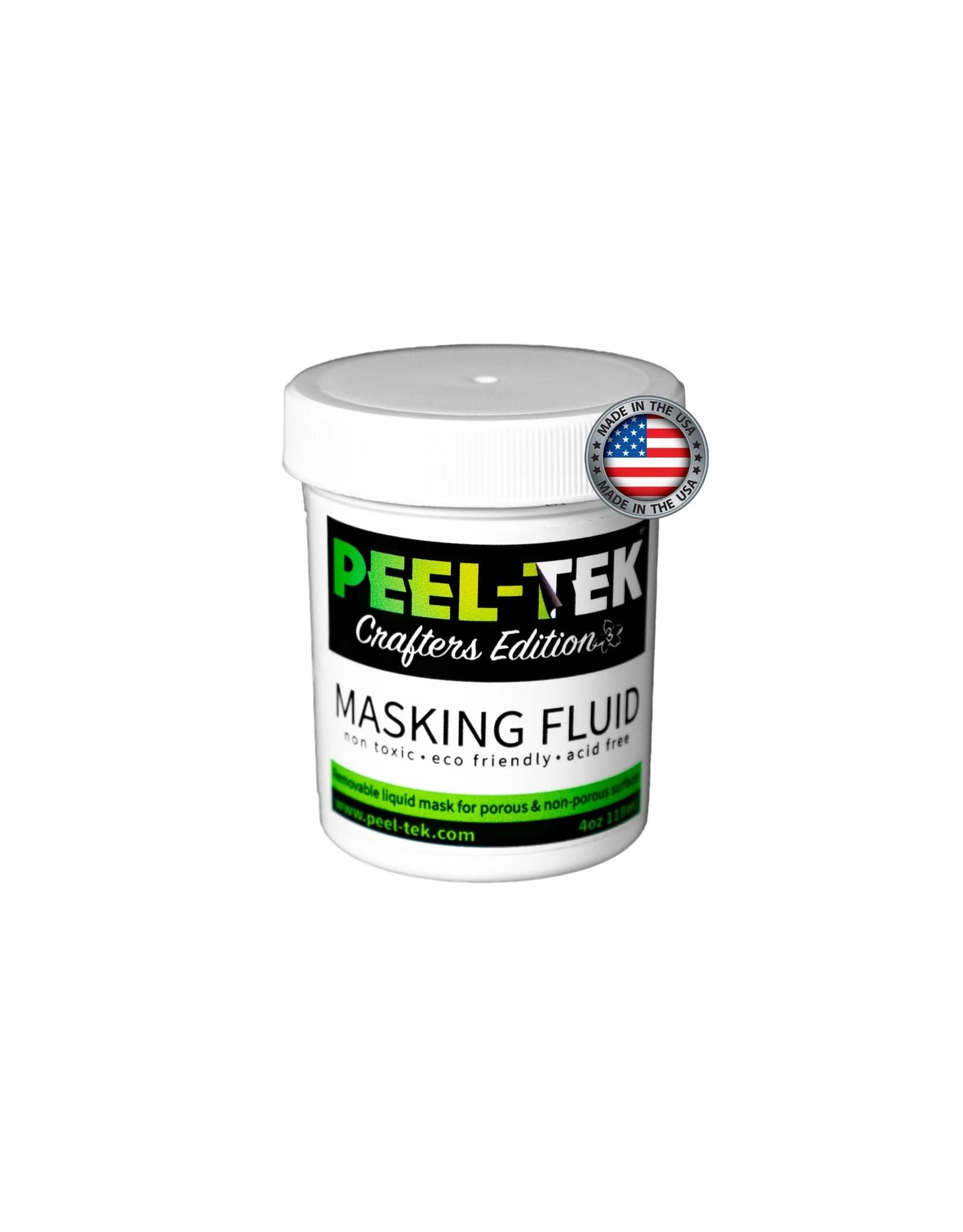 Peel-Tek Peel-Tek Liquid Mask 4 oz
