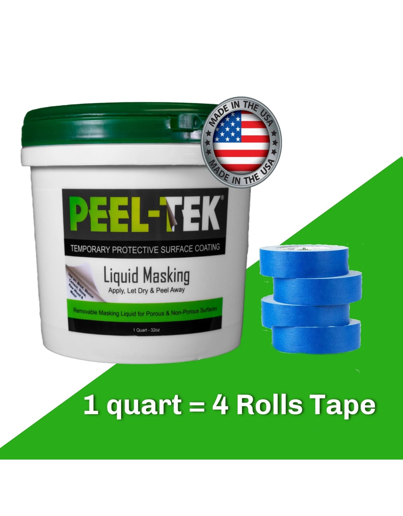 Peel-Tek Peel-Tek Liquid Mask - Quart