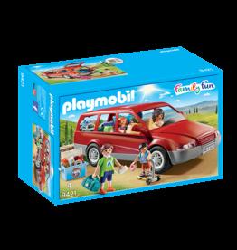 Playmobil 9421- Family Car