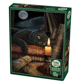 Cobble Hill The Witching Hour - 1000 Piece Puzzle