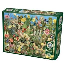 Cobble Hill Cactus Garden - 1000 Piece Puzzle