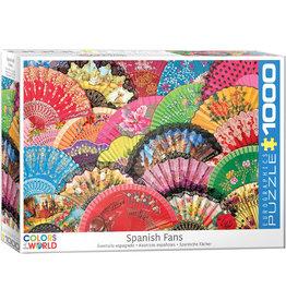 Eurographics Spanish Fans - 1000 Piece Puzzle