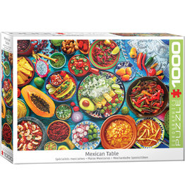 Eurographics Mexican Table - 1000 Piece Puzzle