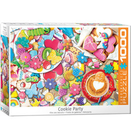 Eurographics Cookie Party - 1000 Piece Puzzle