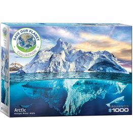 Eurographics Arctic - 1000 Piece Puzzle