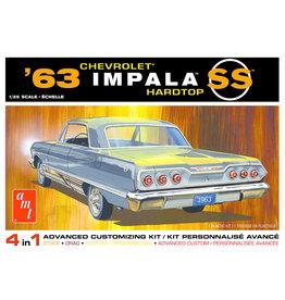 AMT 1149M - 1/25 1963 Chevy Impala SS Hardtop
