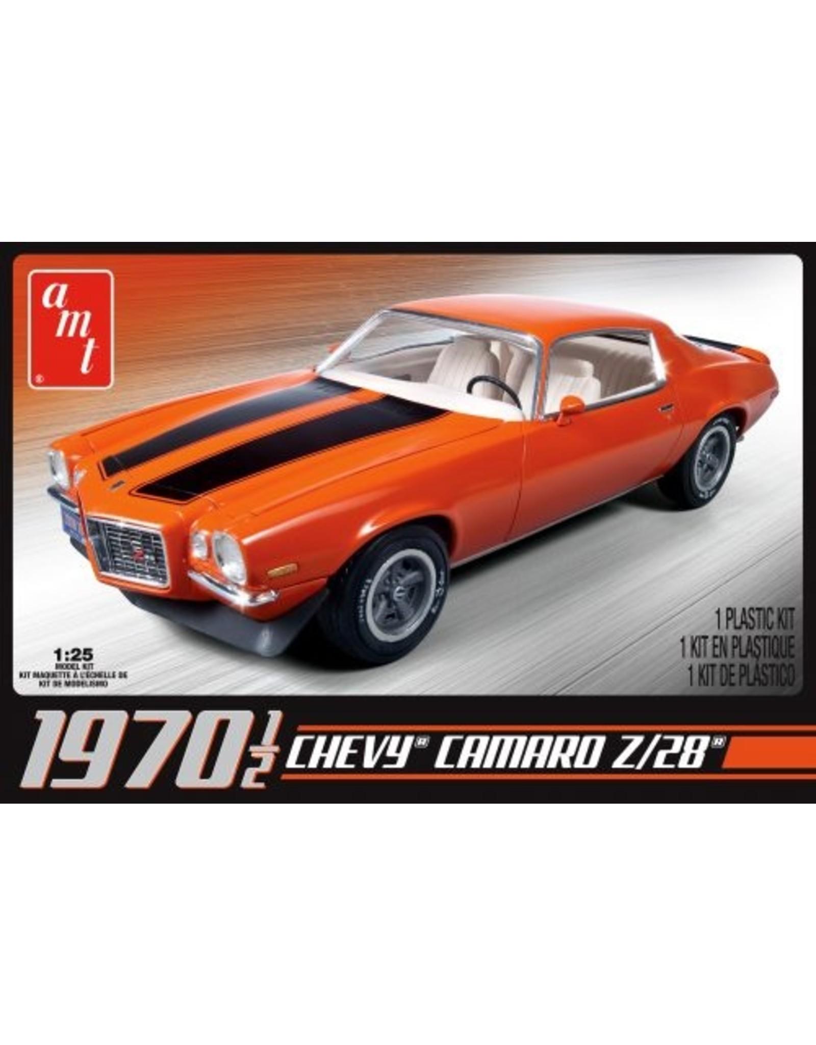 AMT 635 - 1/25 1970 1/2 Chevy Camaro Z/28