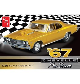 AMT 876 - 1/25 1967 Chevy Chevelle Pro Street