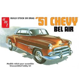 AMT 862 - 1/25 1951 Chevy Bel Air