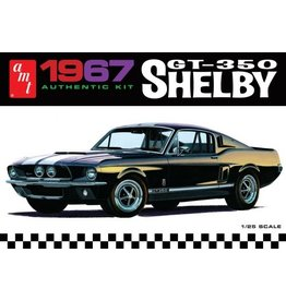 AMT 800 - 1/25 1967 Shelby GT350 - White